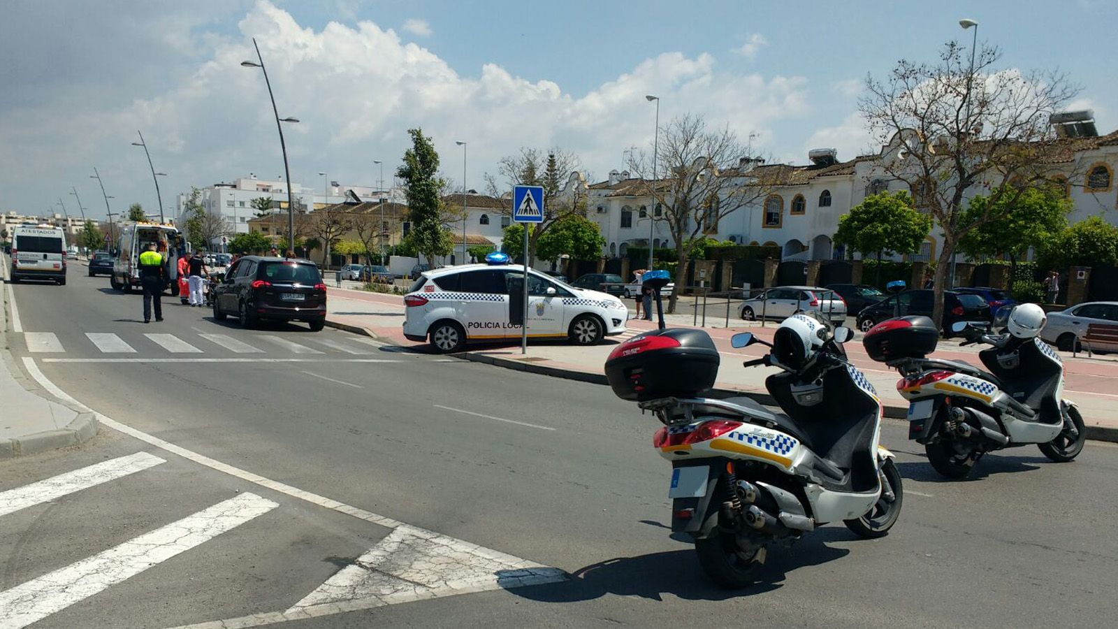 accidente moto 3