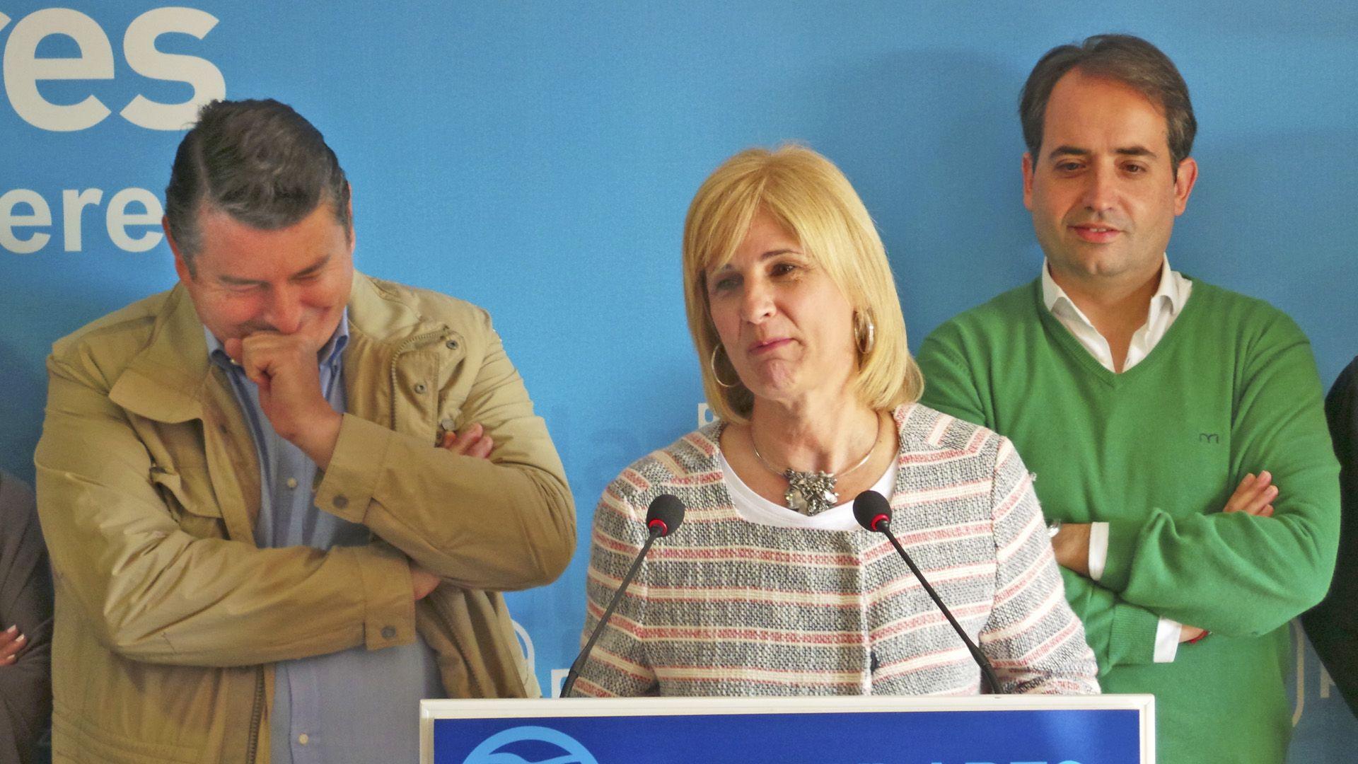 Declaraciones de María José García-Pelayo en Rueda de Prensa 30 Abr 2016 | MIRA Comunicación