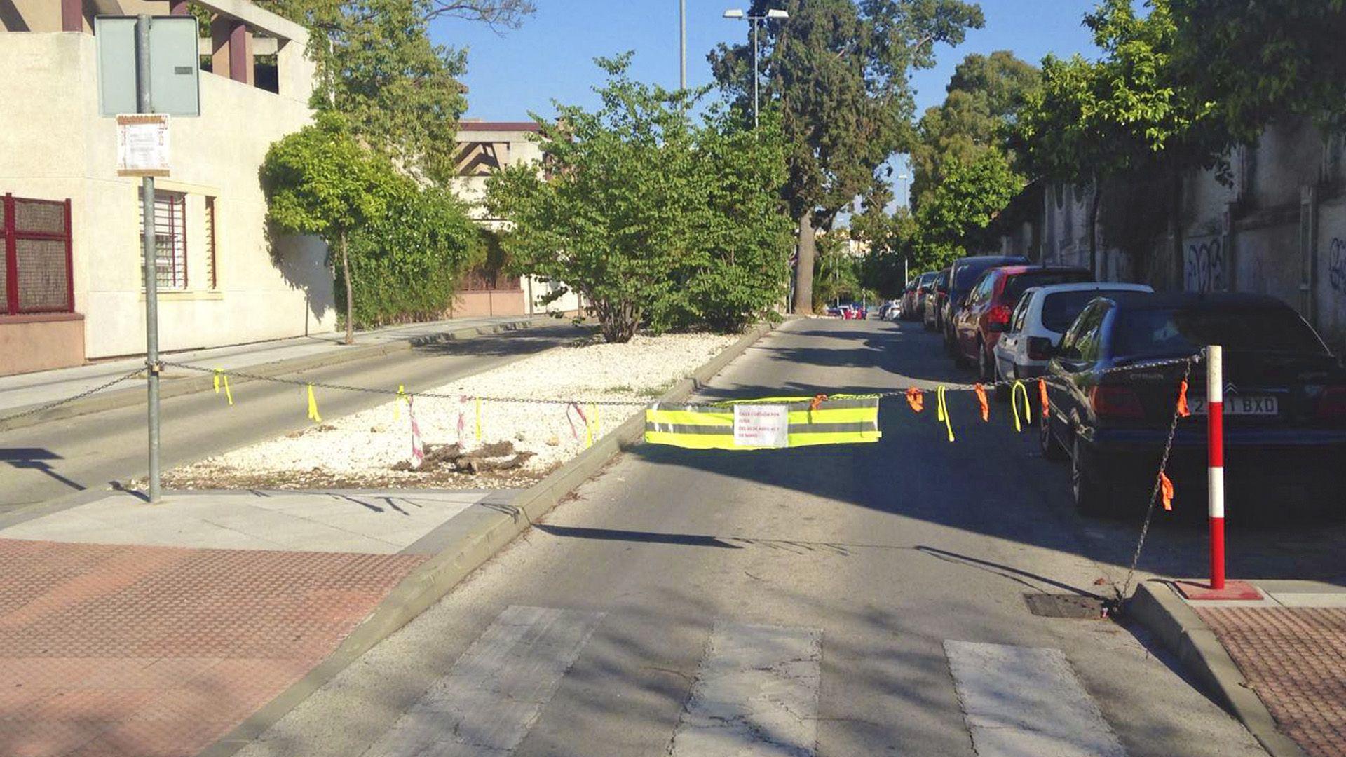 calle cortada 1