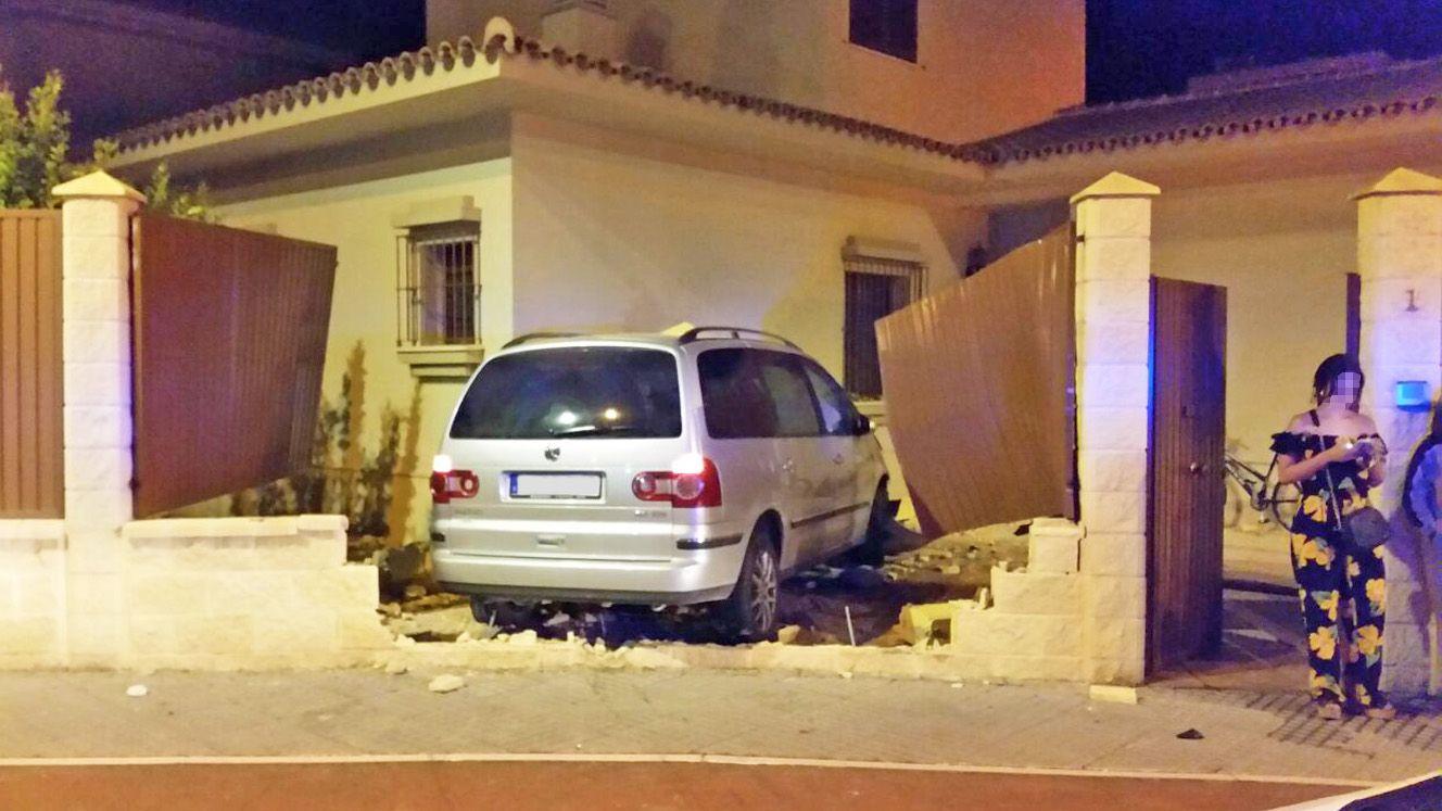accidente avenida tio pepe 1