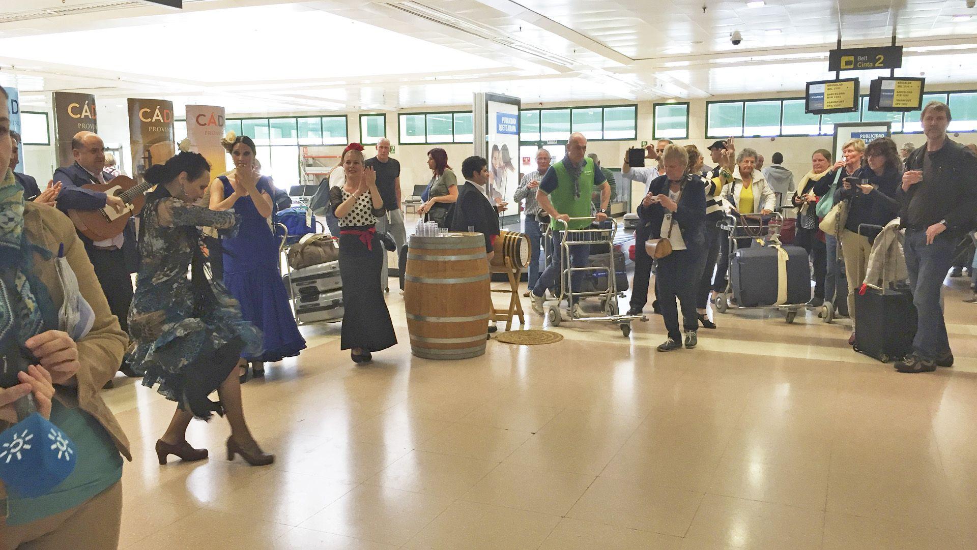 brussels airlines aeropuerto Jerez diputacion cadiz