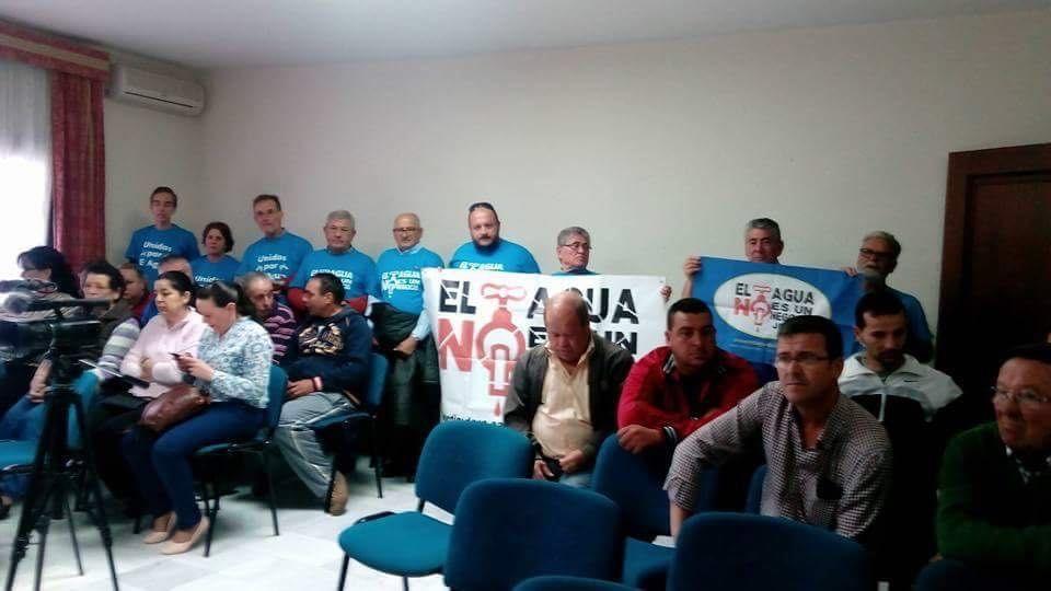Junta Vecinal Torrecera 05-05-16