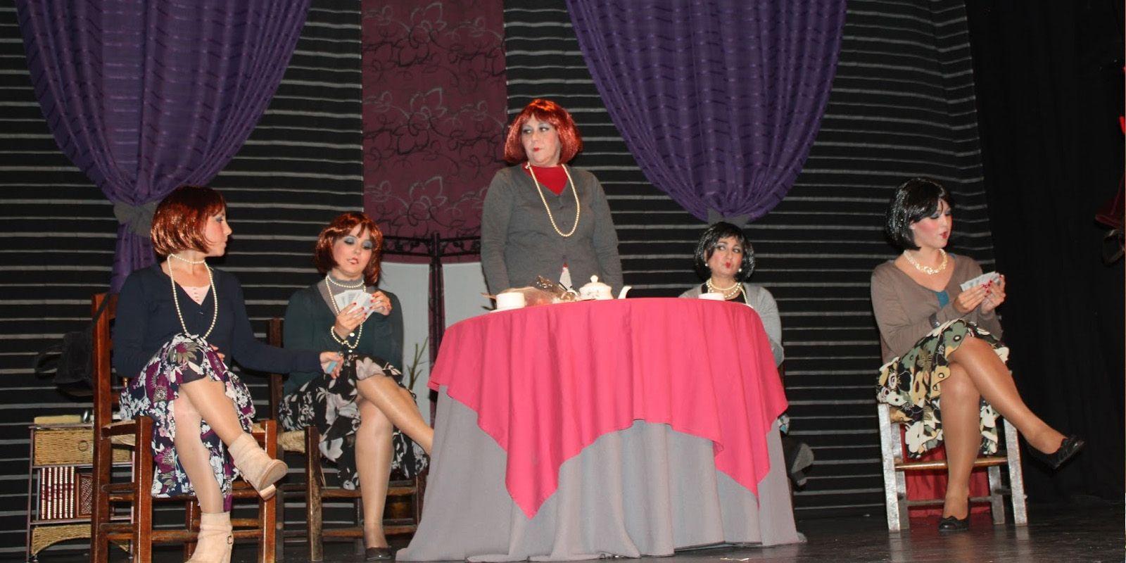 las mujeres teatro