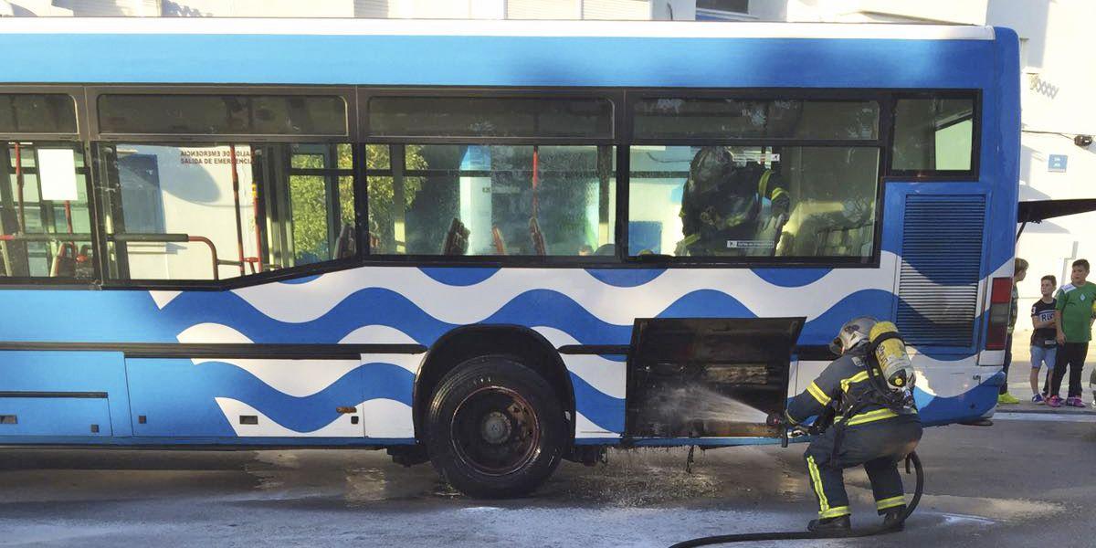 Autobus averia 2