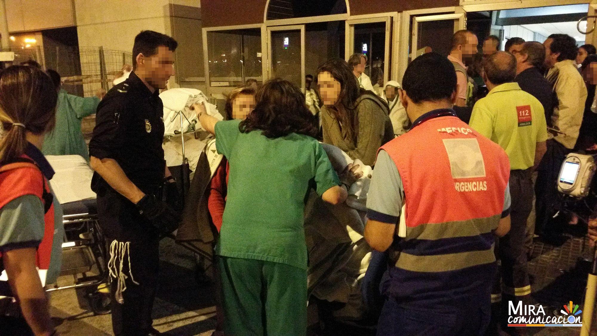 incendio en hospital de jerez 1
