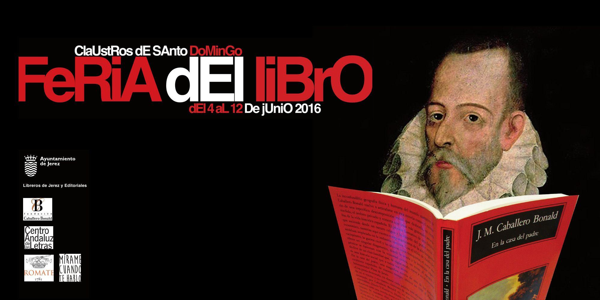 cartel Feria del Libro 2