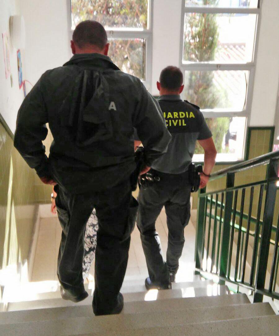 guardia civil ceip nueva jarilla