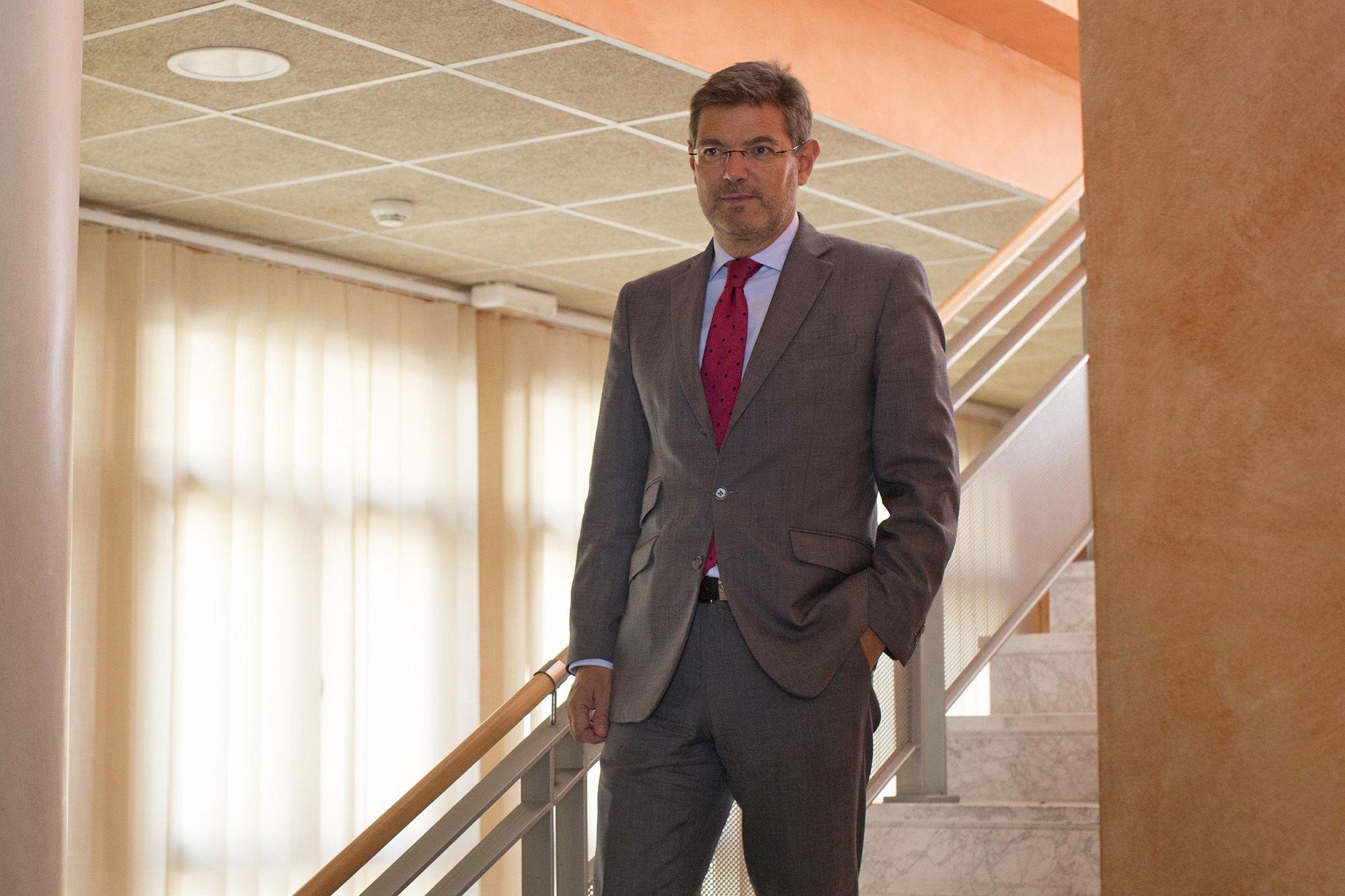 Rafael Catalá, ministro de Justicia, enJerez | Juan Carlos Corchado para MIRA Jerez