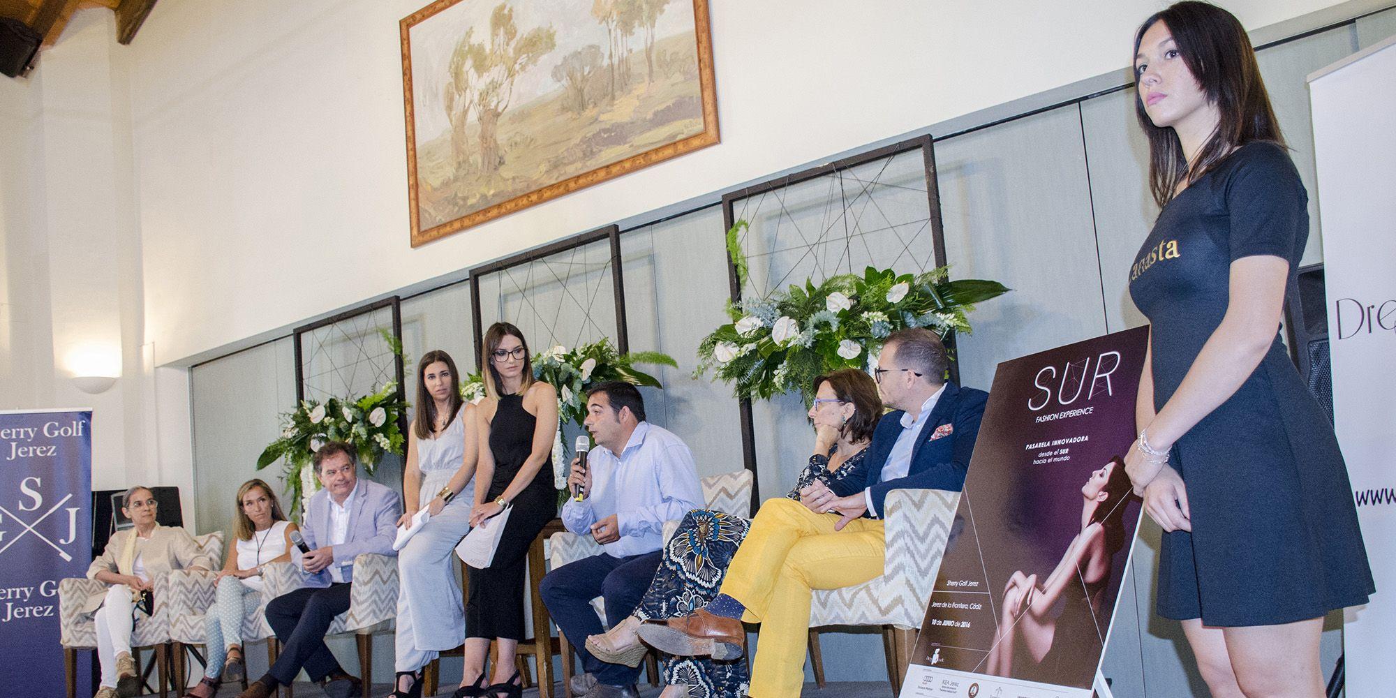 Charla-coloquio 'Sinergias entre moda, empresa y turismo' en la Sur Fashion Experience, 10 Junio 2016   Noelia Herrera, de Jonocla Fotografía, para MIRA Jerez