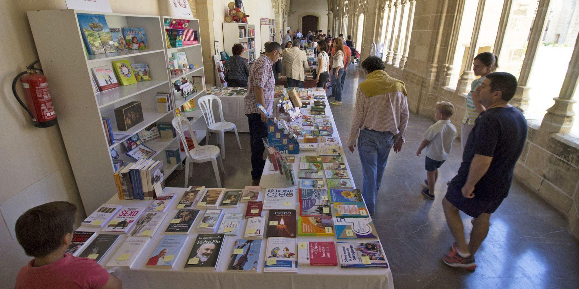 Feria del Libro de Jerez 2016 | Juan Carlos Corchado para MIRA Jerez
