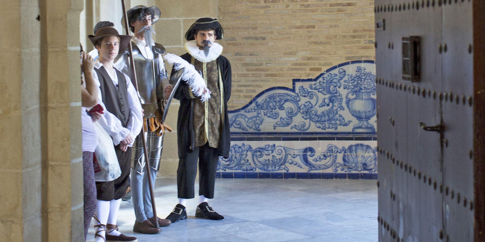 Inauguración de la Feria del Libro de Jerez 2016 | Juan Carlos Corchado para MIRA Jerez