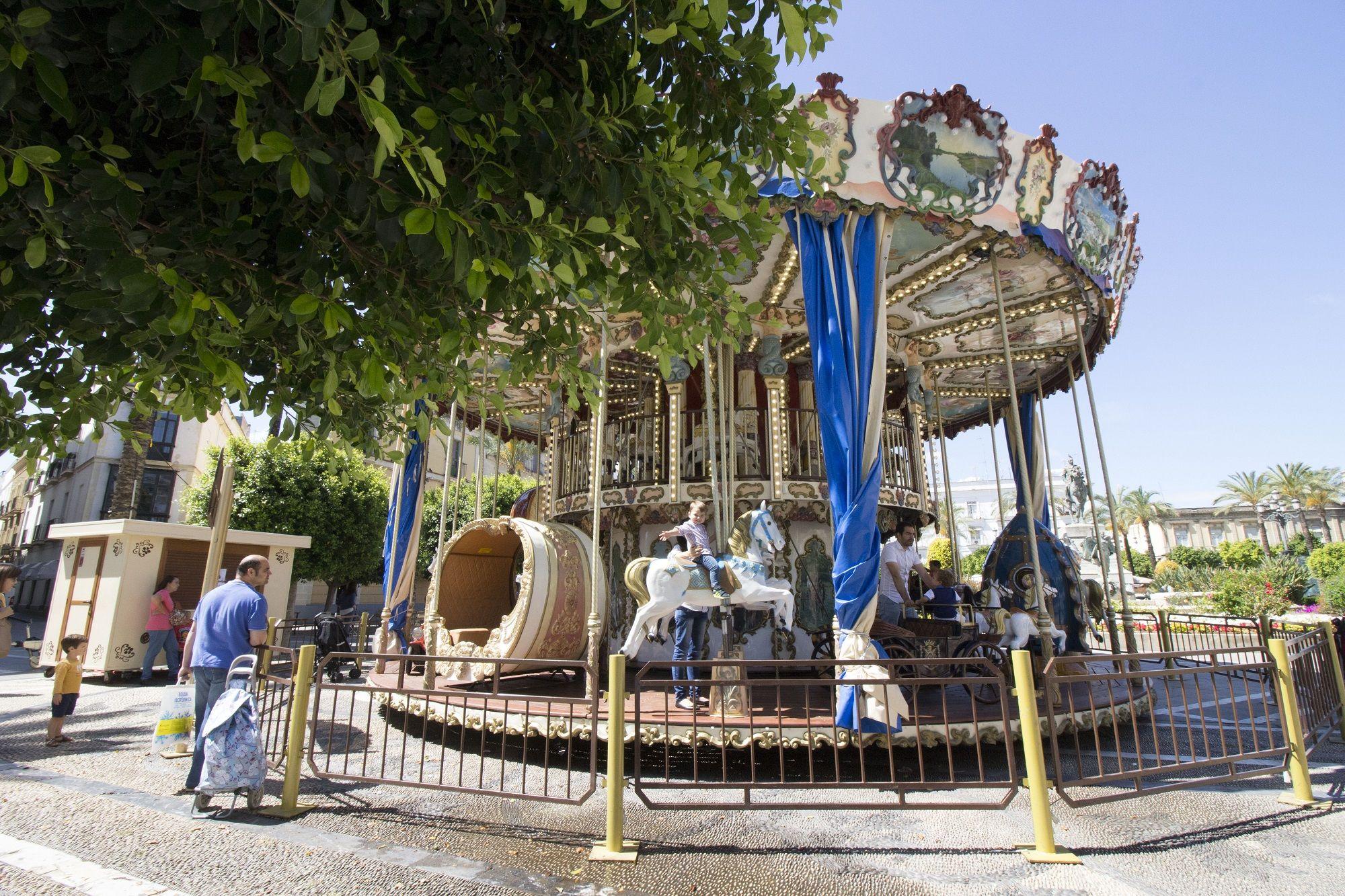 Carrusel Solidario de Acoje 2016| Juan Carlos Corchado para MIRA Jerez