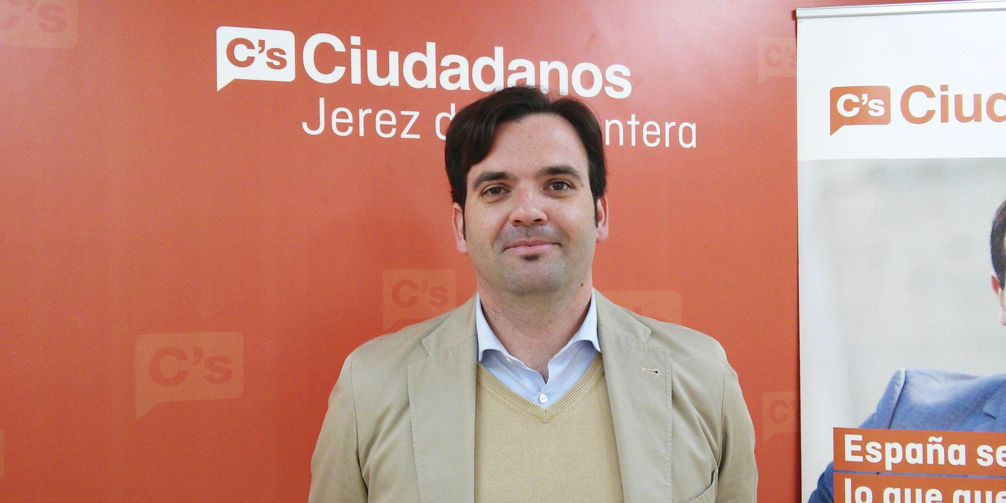 Mario Rosado Ciudadanos Jerez