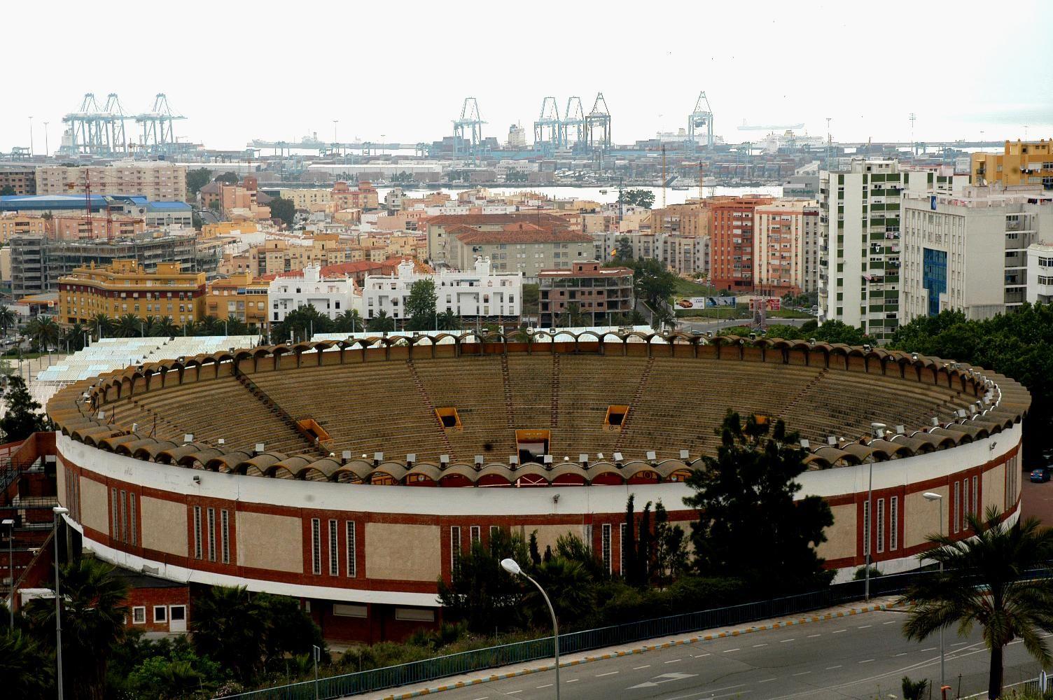 Plaza de toros de Algeciras