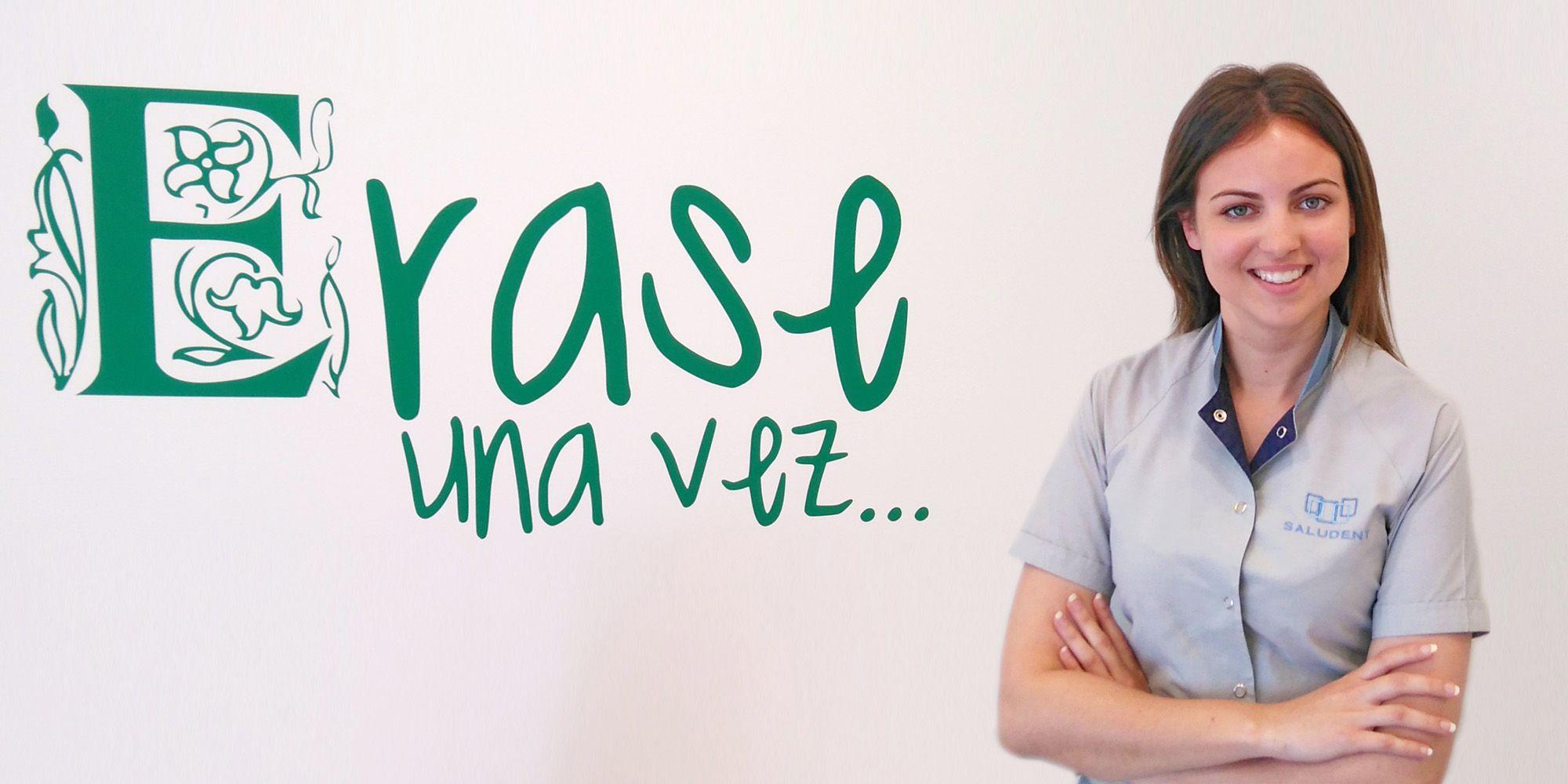 Mª Ángeles García, Higienista Dental | Saludent