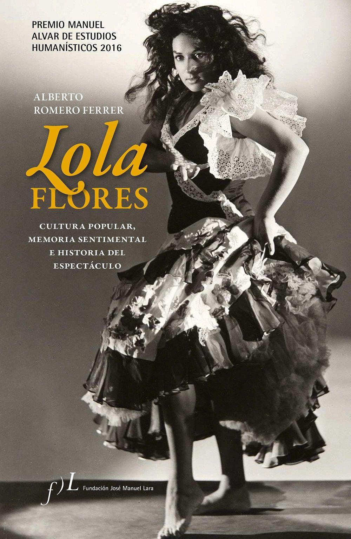 Lola Flores Premio Alvar 2016