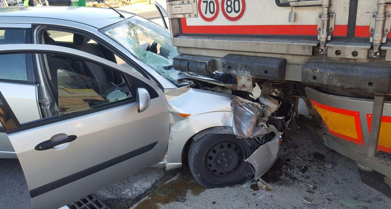 accidente en jerez avenida juan carlos I 1