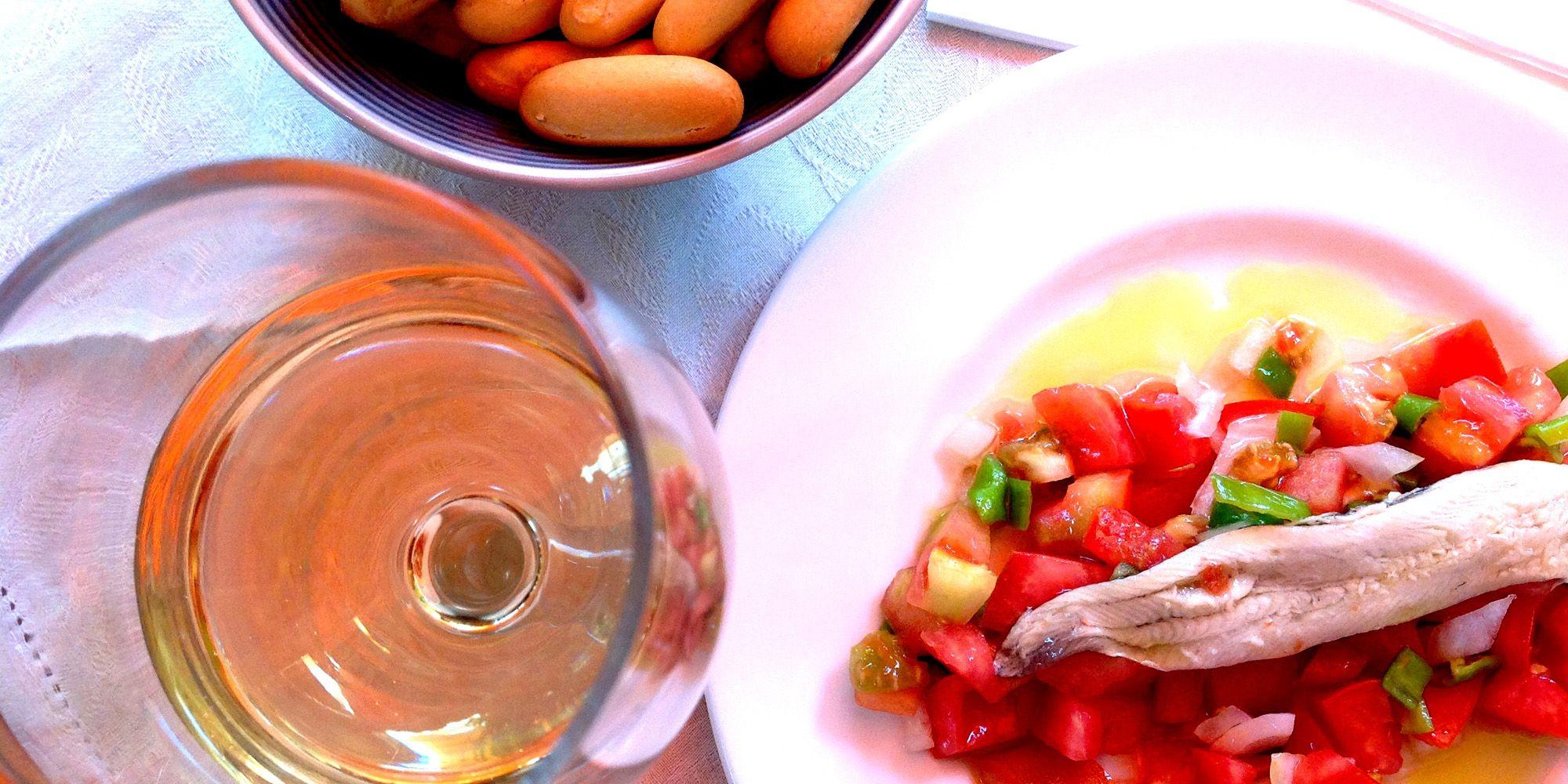 La gastronomía andaluza es de las mejores consideradas en calidad de Europa