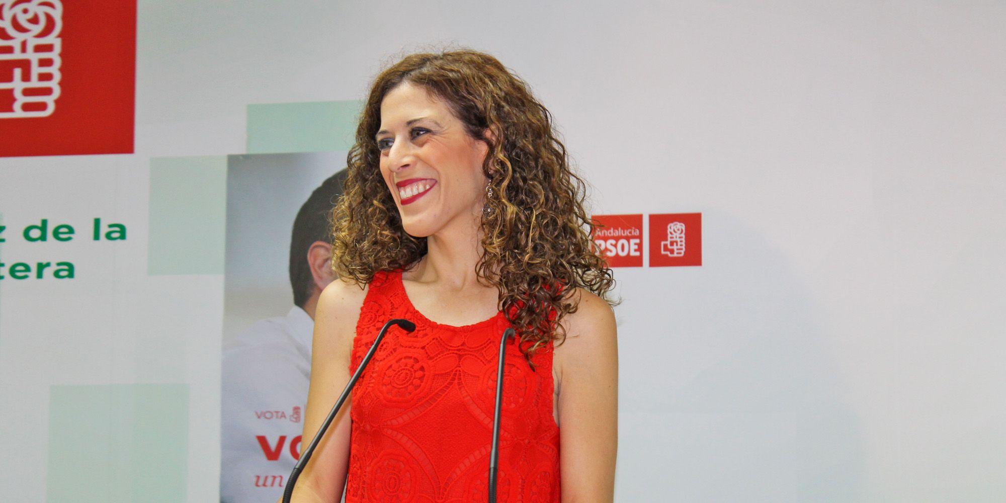 Miriam Alconchel PSOE Jerez