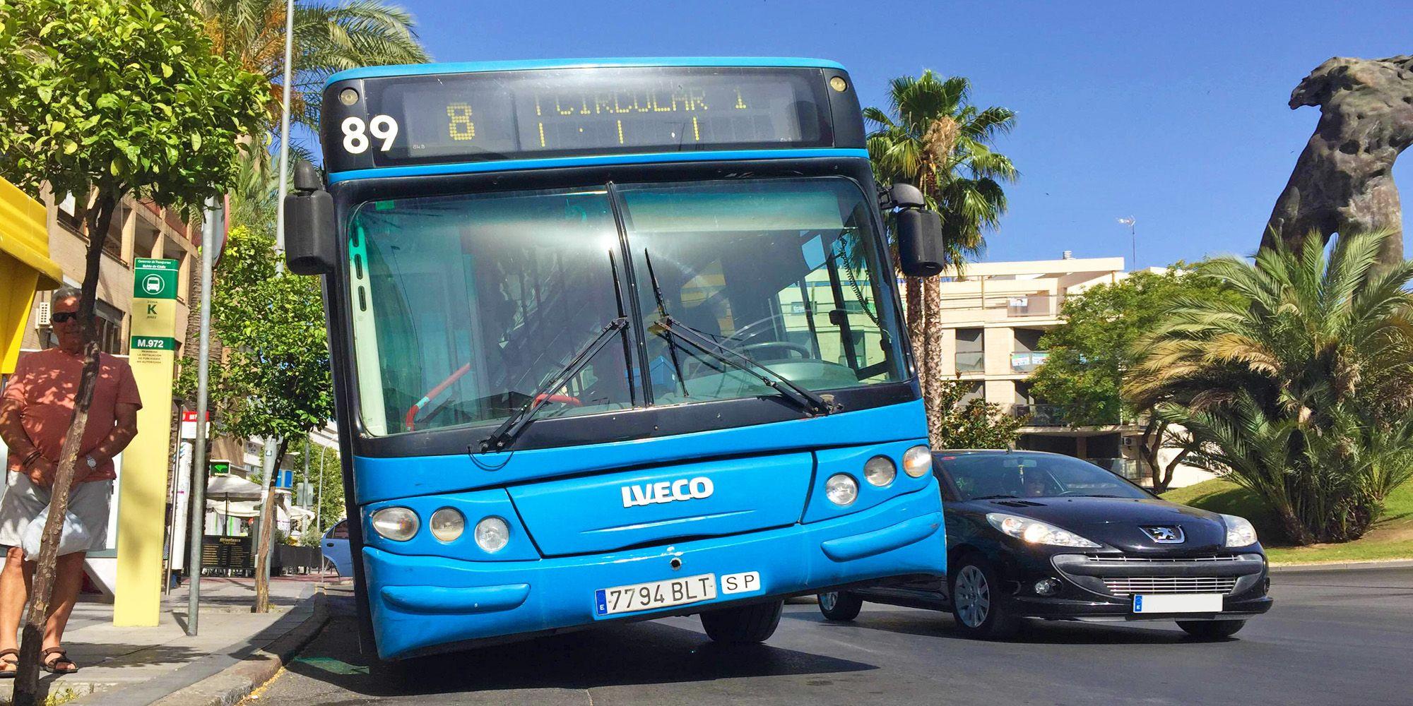 autobus estropeado Jerez 1
