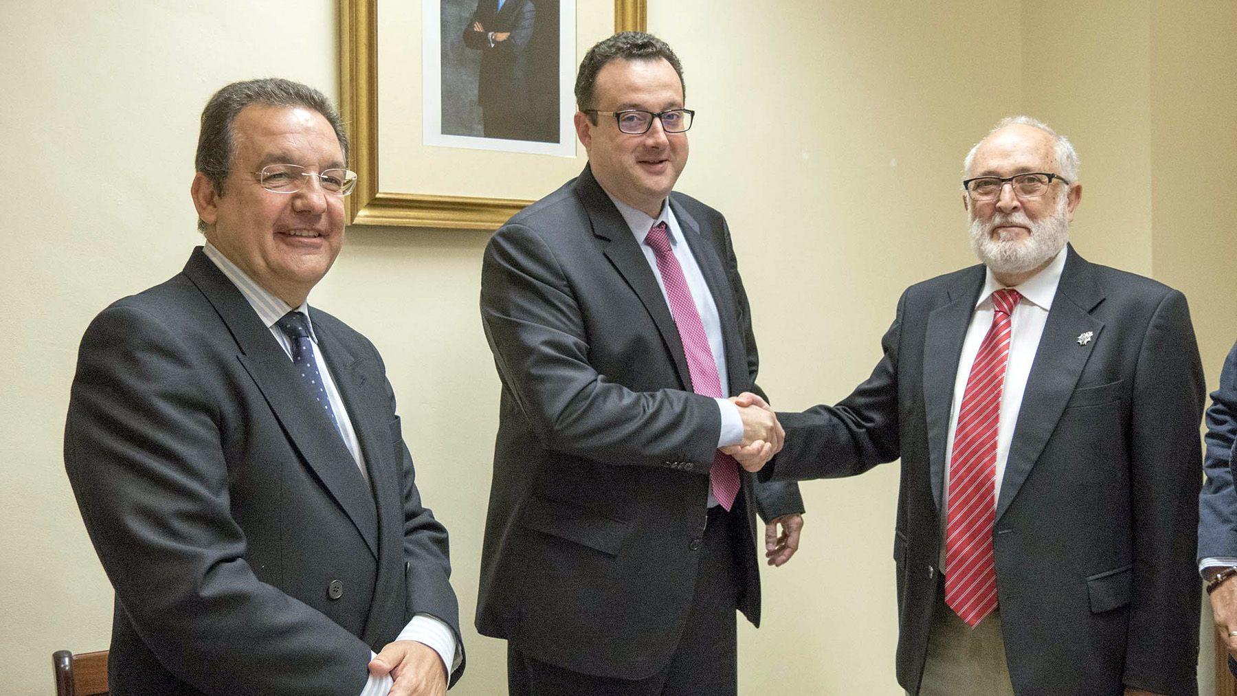 Antonio Amaya, lleva trabajando en la dirección médica del Jerez Puerta del Sur desde el 2010