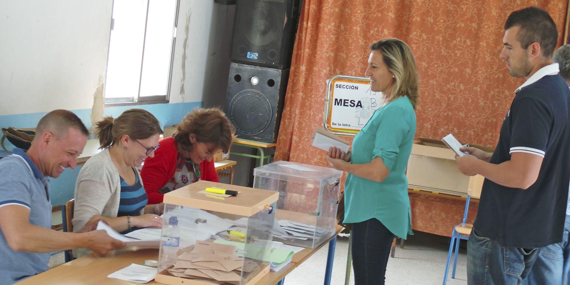 elecciones 25 junio