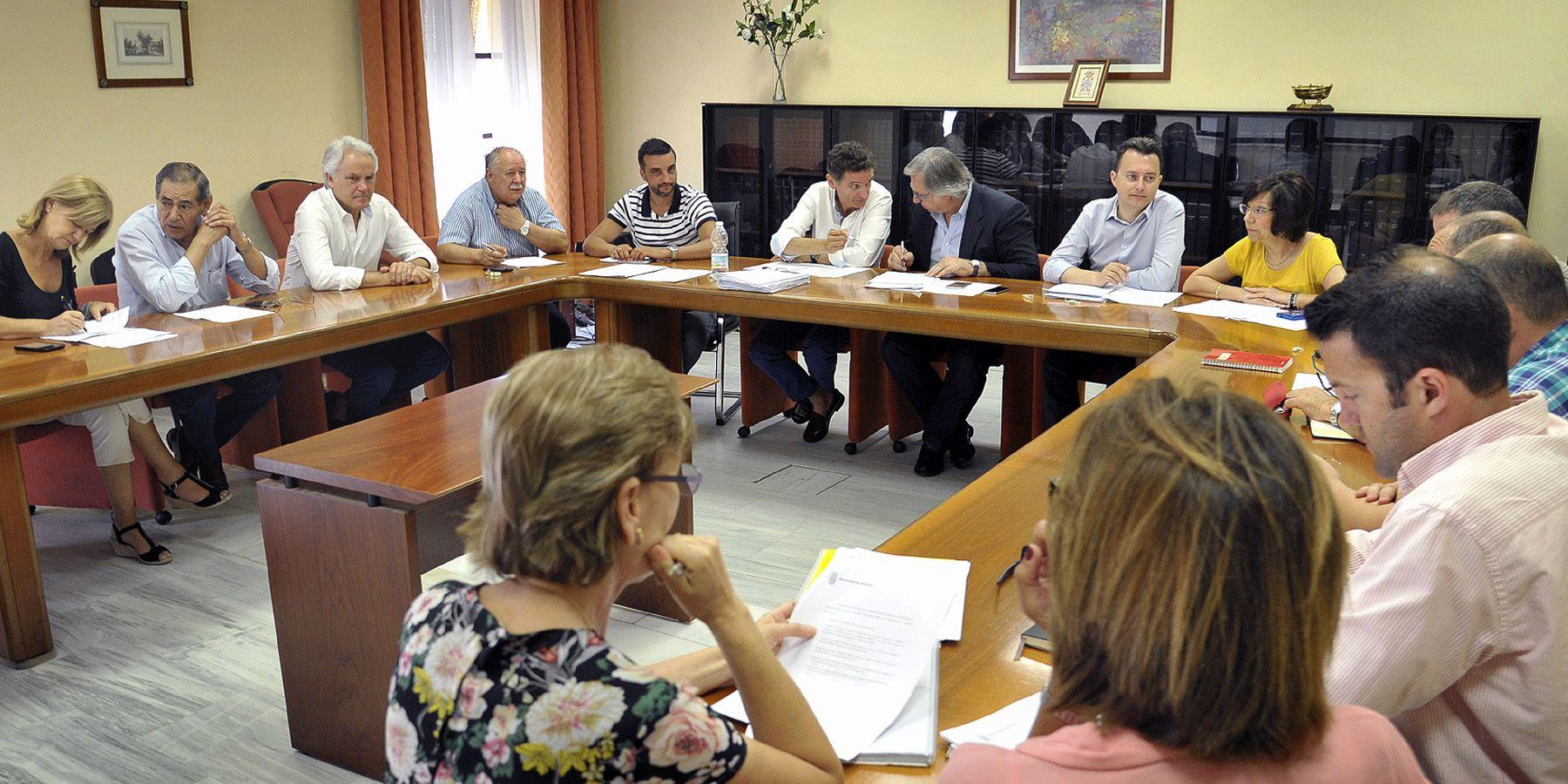 Comision de Pleno Sostenibilidad Participacion y Movilidad _ Foto MLIglesias _ 03