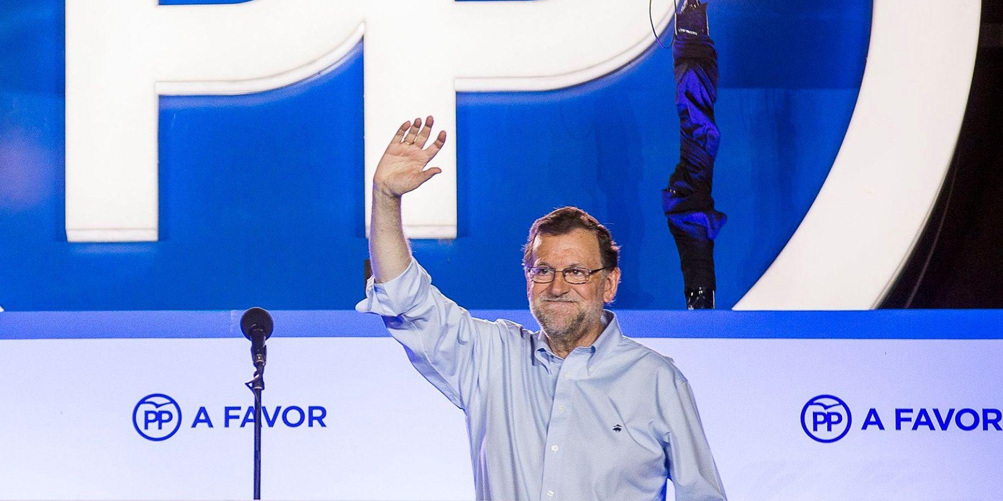 Mariano Rajoy 26J 1