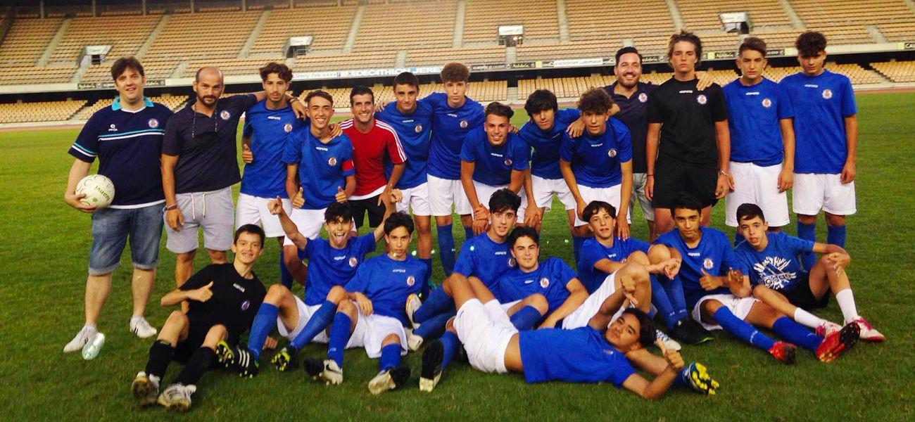 Cadete B del Xerez Deportivo FC
