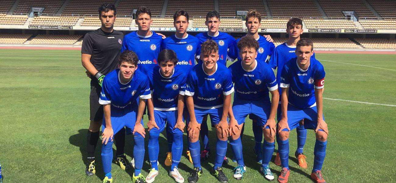 Juvenil B del Xerez Deportivo FC