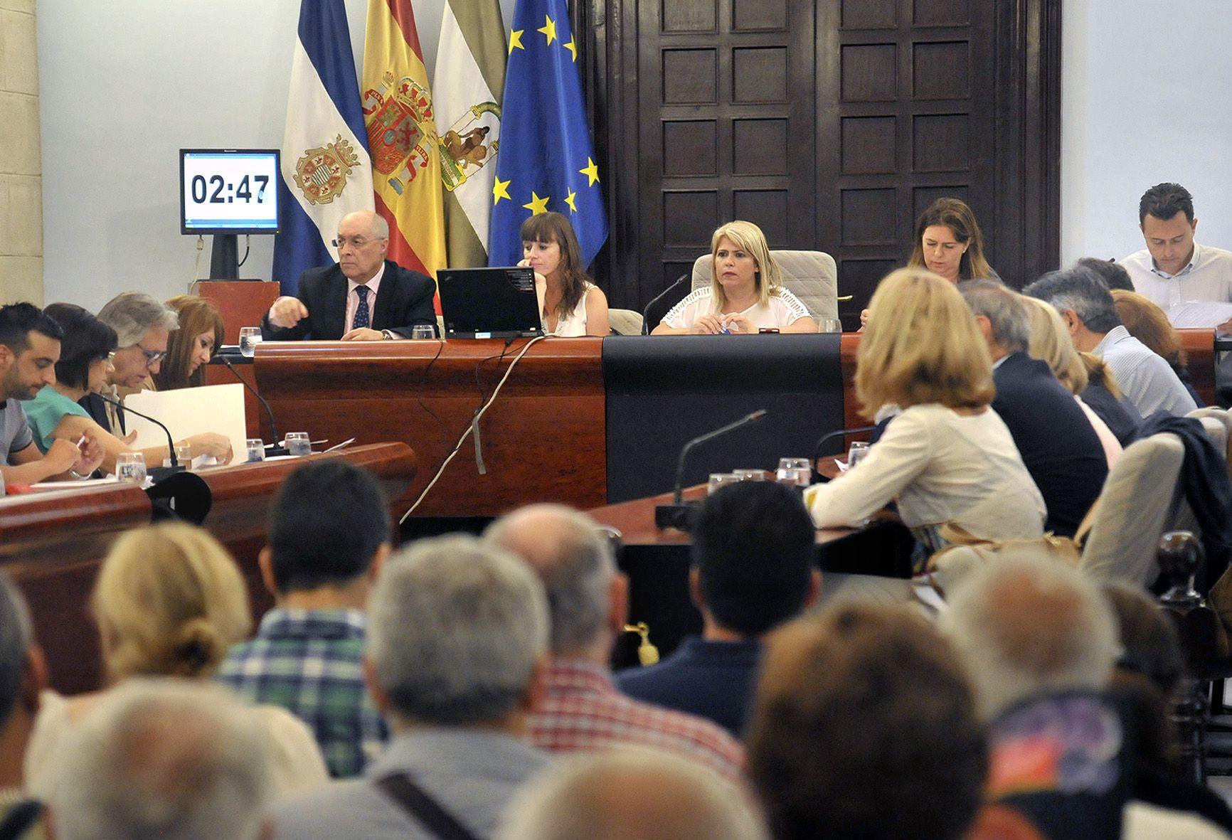 Pleno ordinario _ Foto MLopez Iglesias _ 04