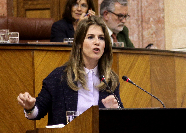 Ana Mestre, parlamentaria andaluza del grupo popular