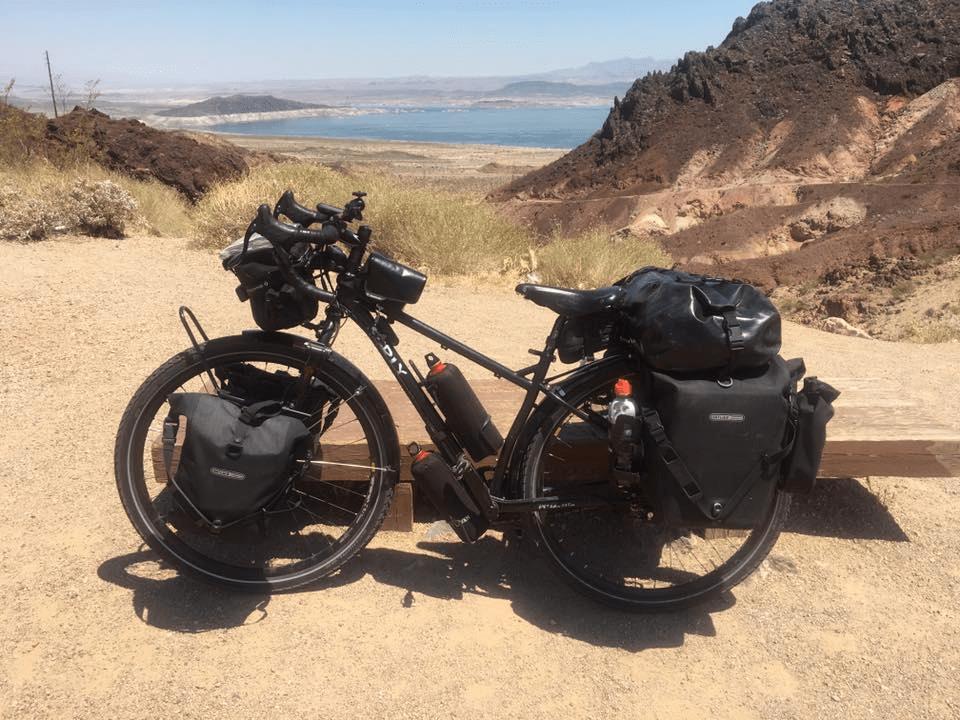 Silke, bicicleta de Fran