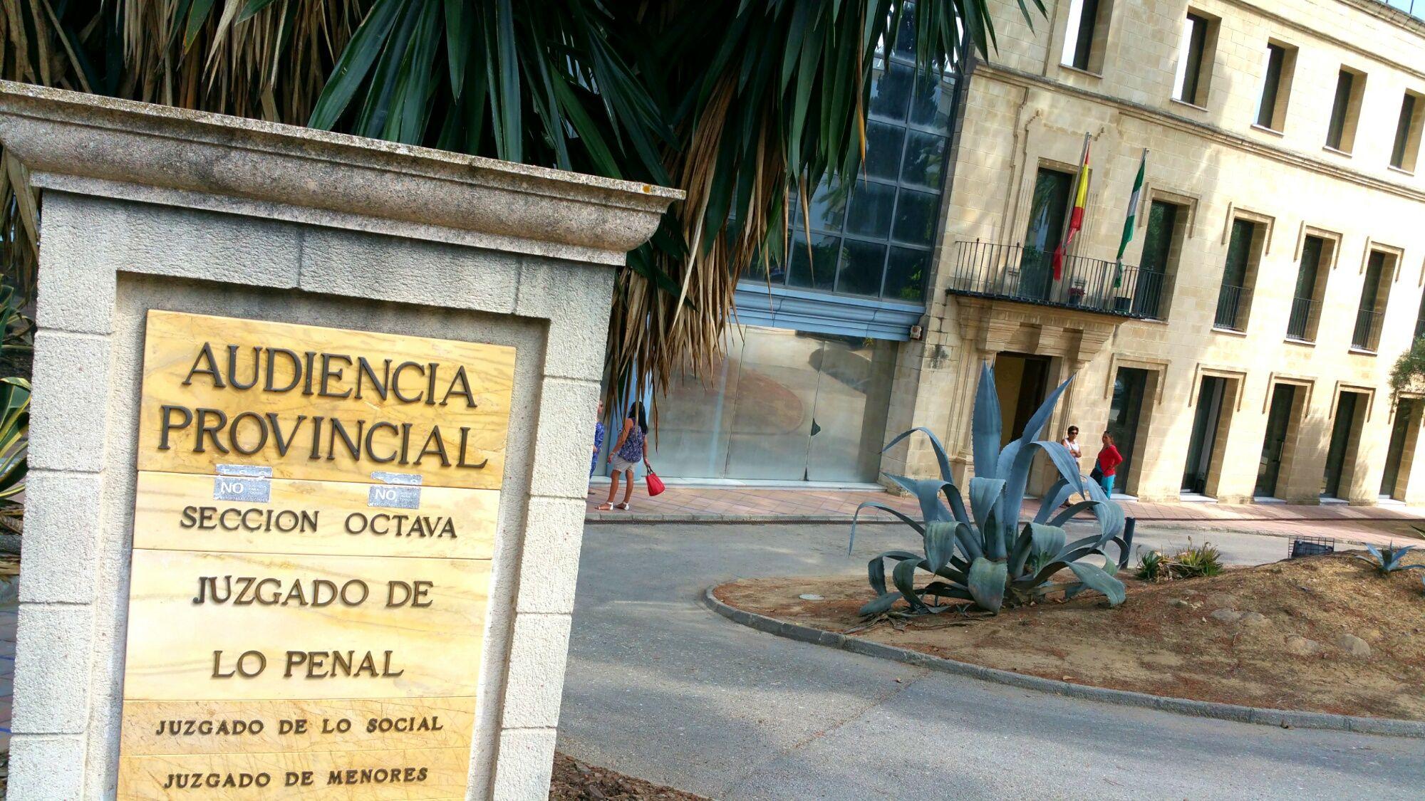 Exteriores de la Audiencia Provincial de Jerez | Mira Jerez
