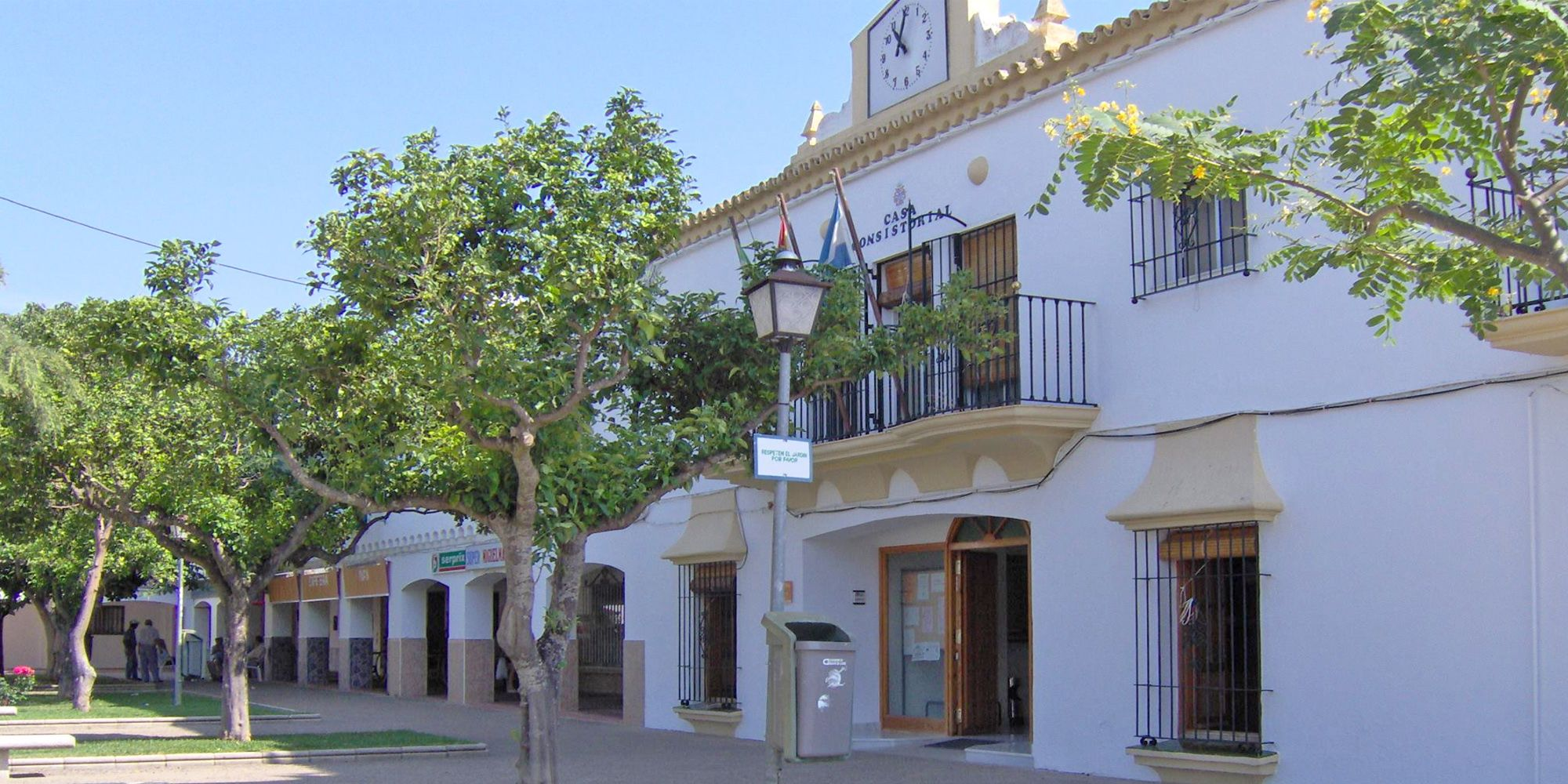 Ayuntamiento EL Torno 1