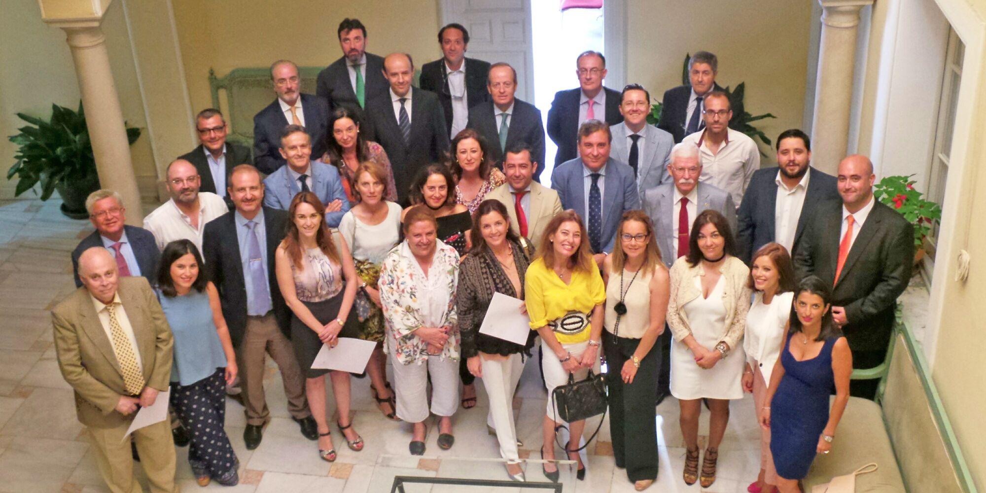 Colegio de Abogados de Jerez - Entrega de Diplomas 1b facebook