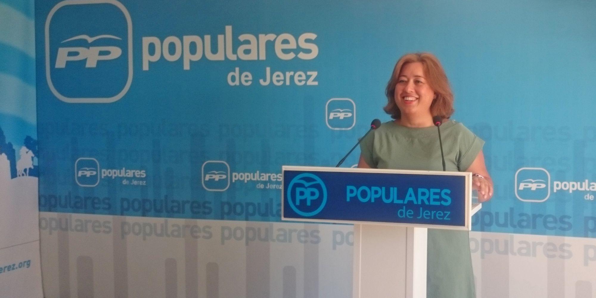 Lidia Menacho PP Jerez