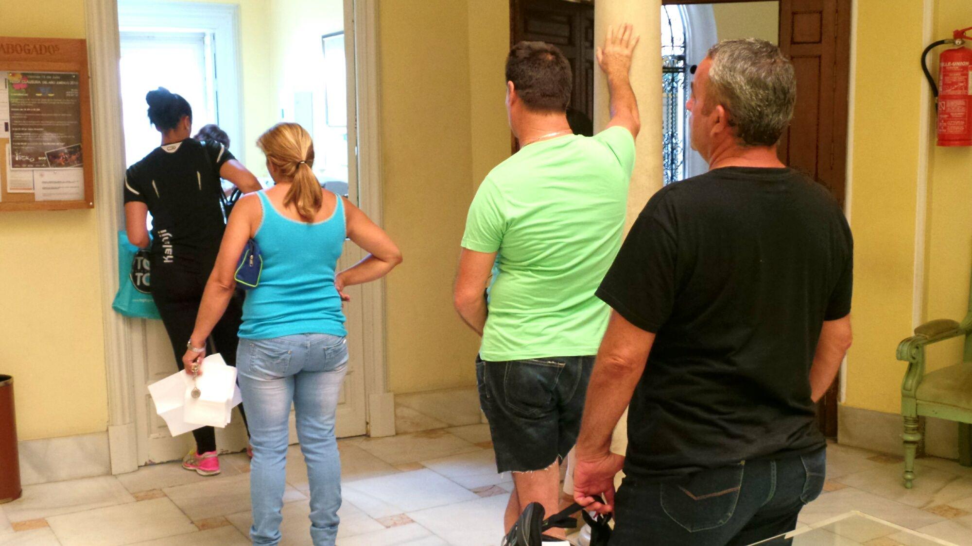 Solicitantes de Abogado de Oficio - ICAB Jerez - JUL 2016