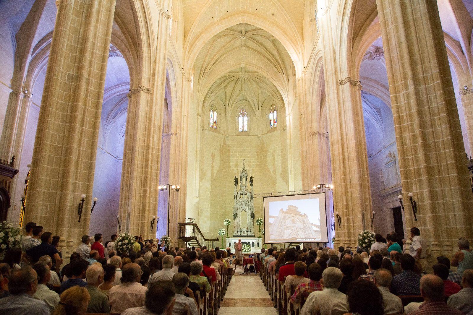 Iglesia de Santiago 15 julio 2016