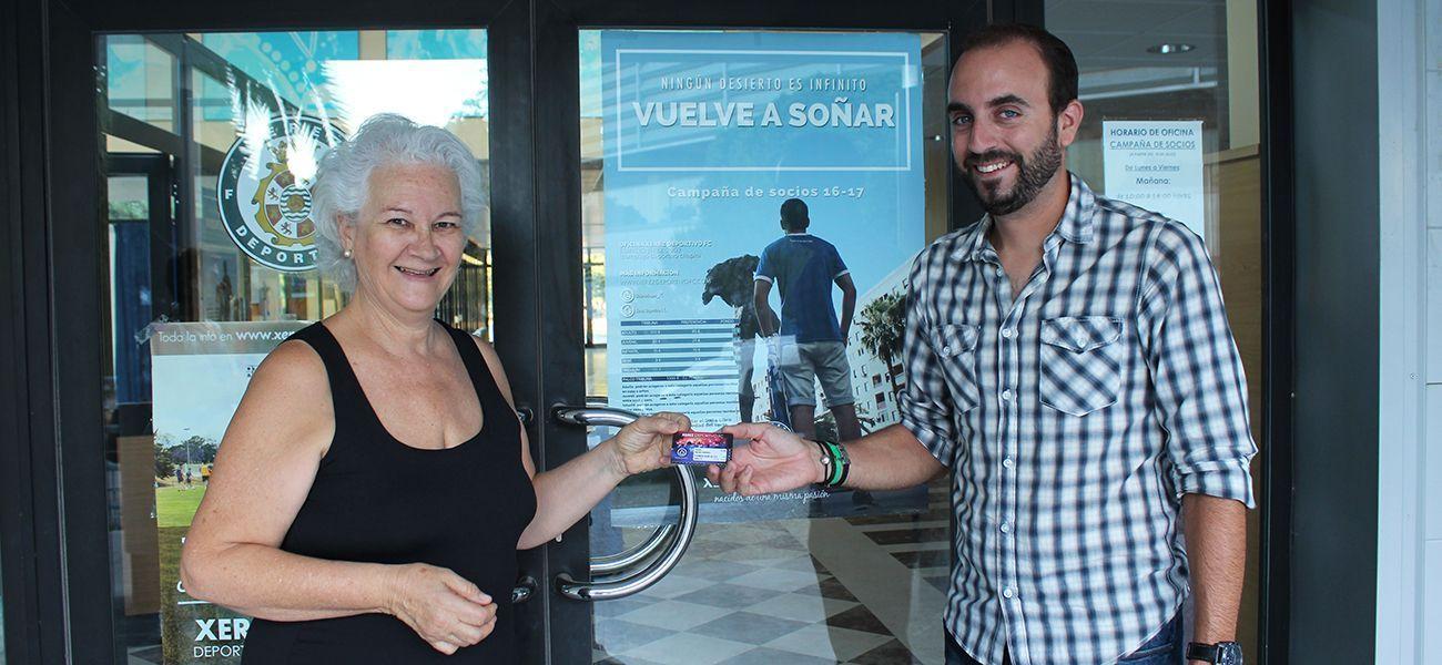 Socio 5000 Xerez DFC