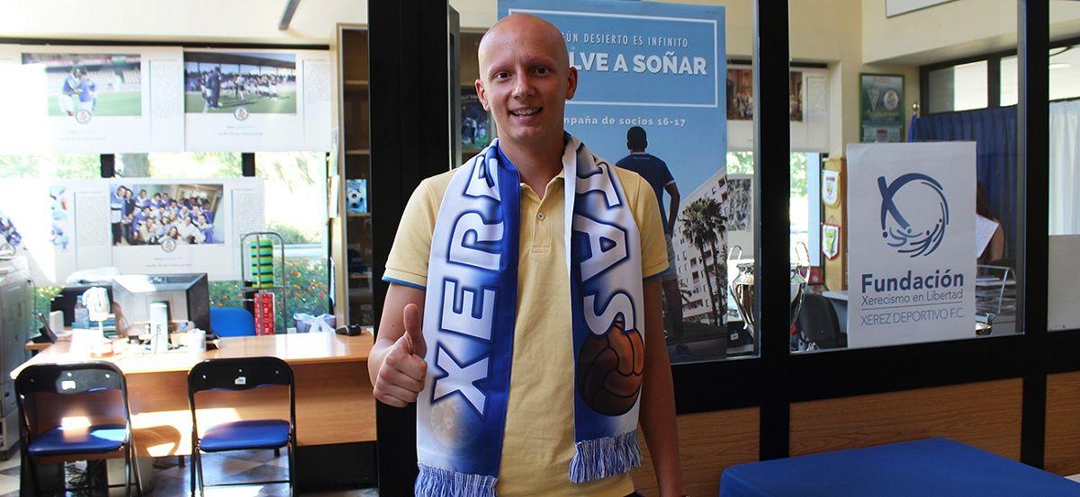 Enrique Rivas Xerez Deportivo