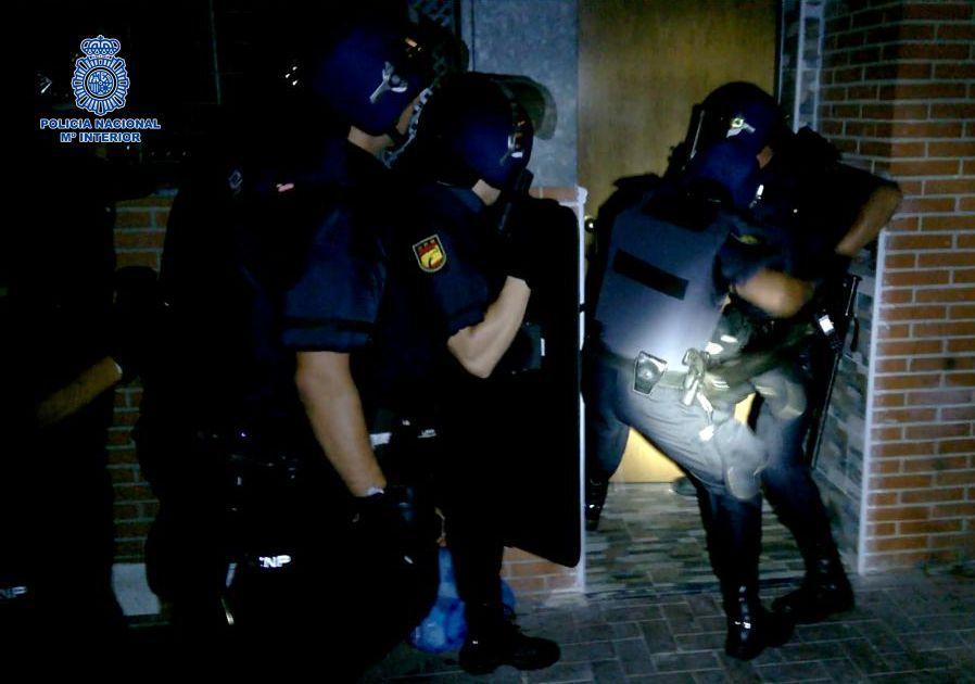 policia nacional robo banco alimentos 2