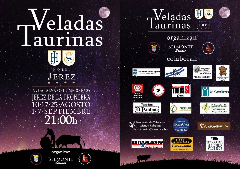 1 Veladas Taurinas Hotel Jerez