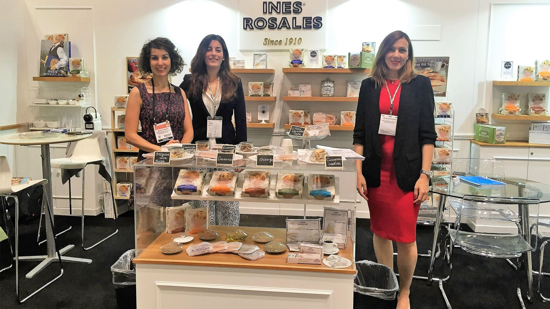 Valle Guerrero en Fancy Food Show NY 2016