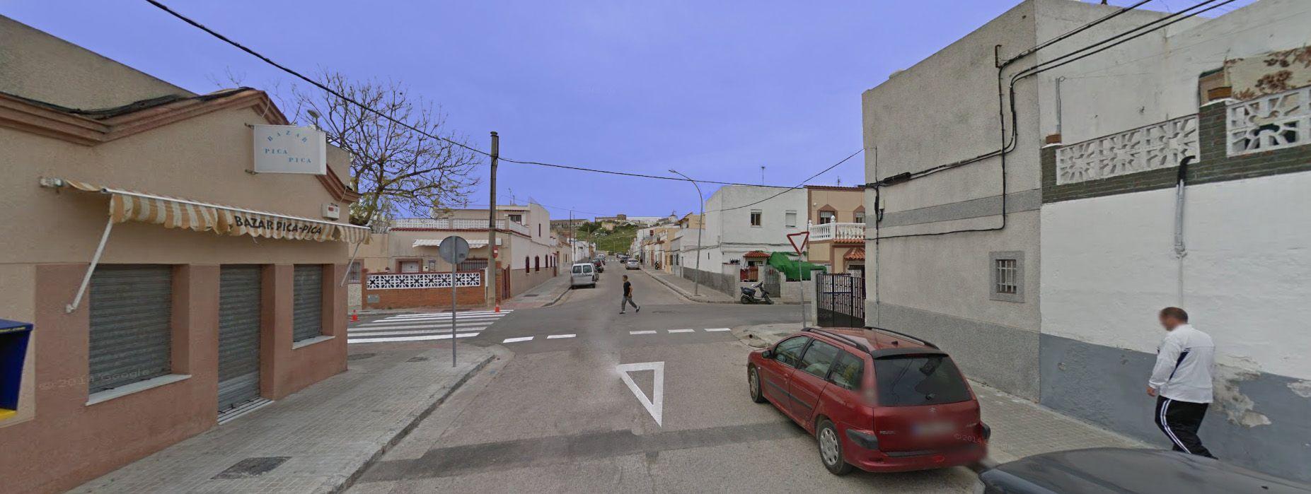 Calle Juan de la Cueva