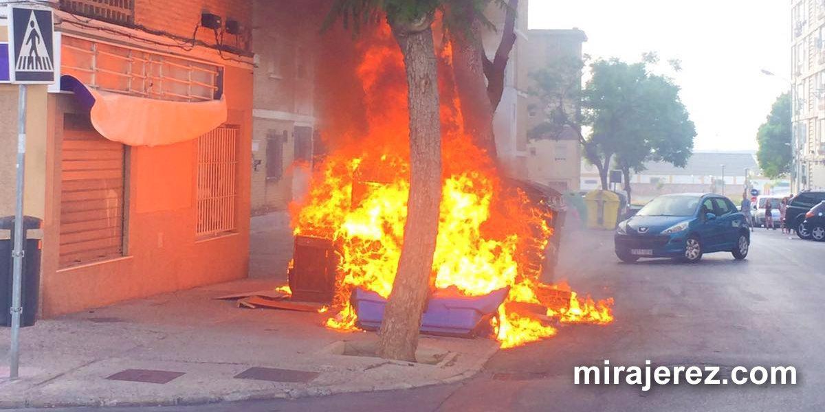 incendio avendida amontillado Jerez 1