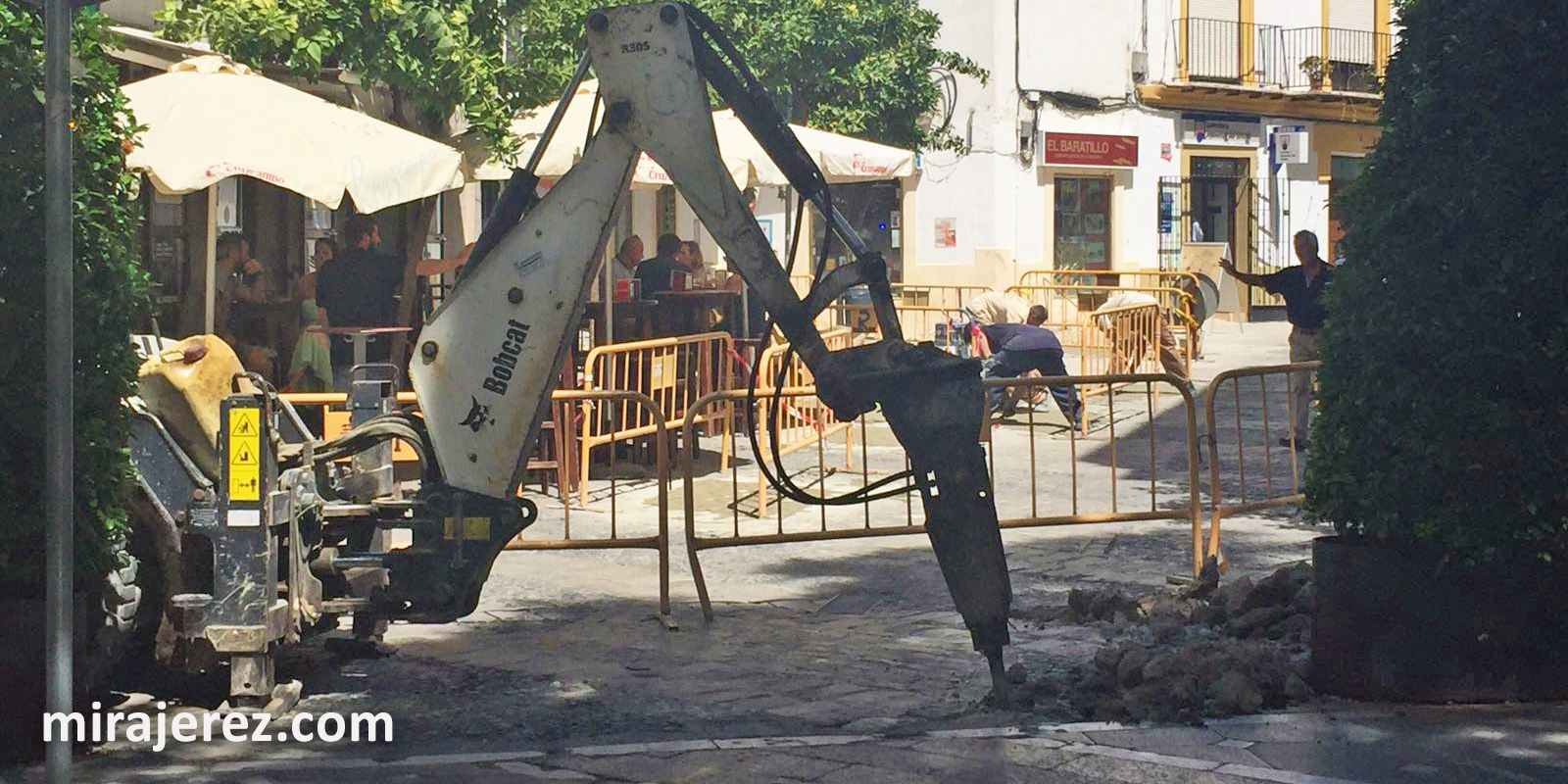Plaza Plateros | | Juan Carlos Corchado para MIRA Jerez