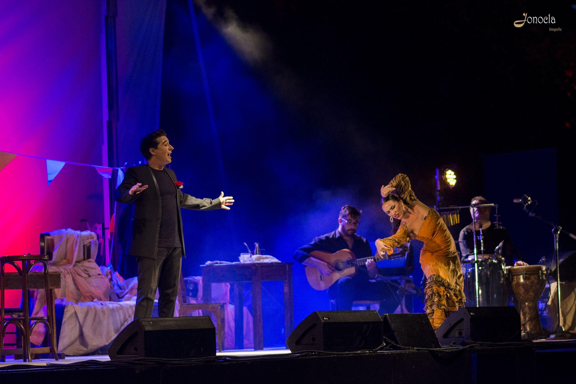 Juan Valderrama en concierto, Jerez, 17 AGO 2016   Jonocla Fotografía para MIRA Jerez