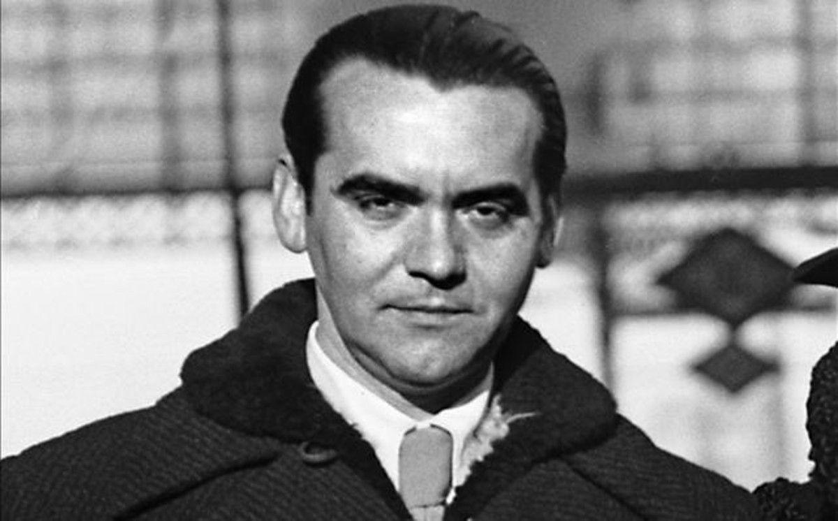 Retrato del poeta Federico Garcia Lorca en Madrid en 1934 | EFE