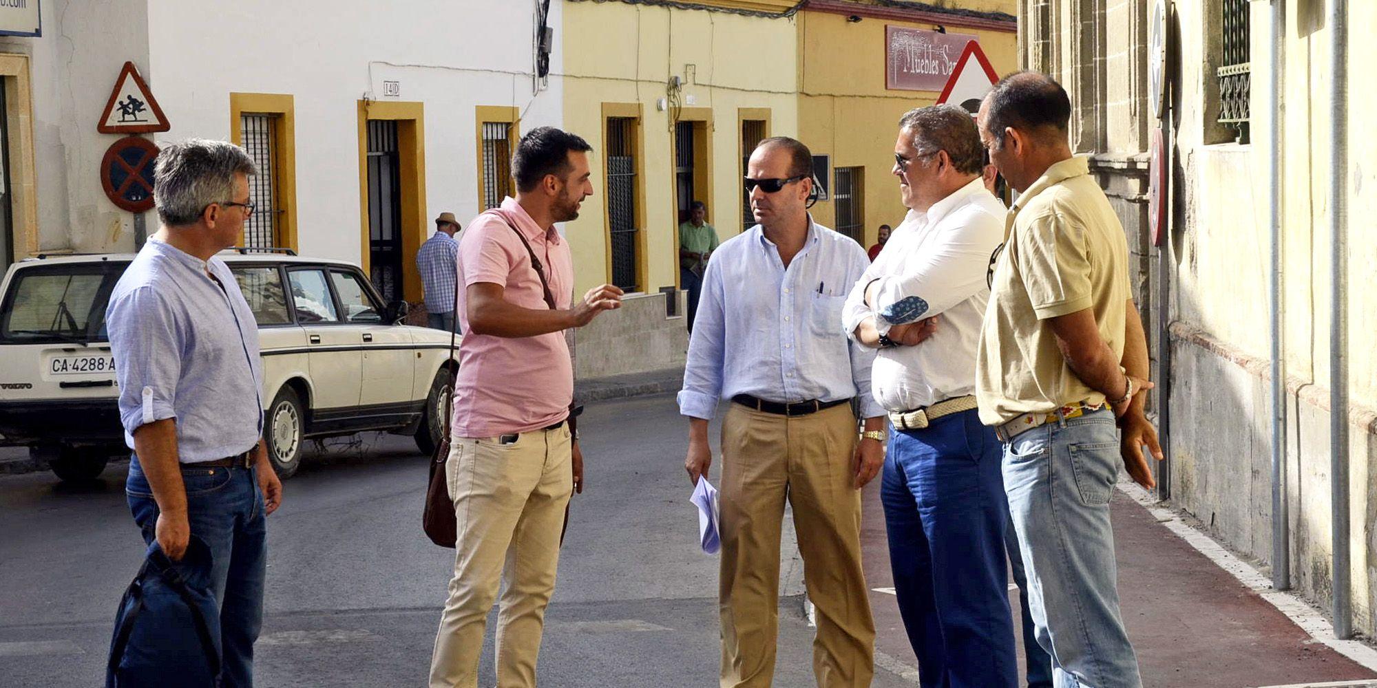 Calle Marques de Cadiz